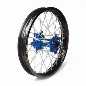 SHERCO - Rueda completa Haan Wheels aro negro 18-2,15 buje azul 1 106012/3/5 -