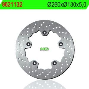 TGB - Disco de freno NG 1132 Ø260 x Ø130 x 5 -