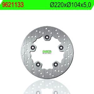 TGB - Disco de freno NG 1133 Ø220 x Ø104 x 5 -