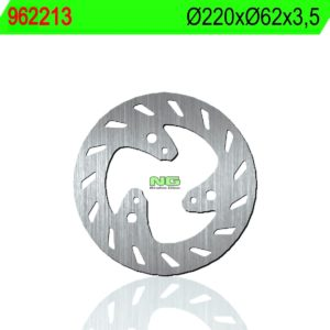 CMC - Disco de freno NG 213 Ø220 x Ø62 x 3.5 -