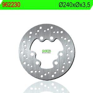 HRD - Disco de freno NG 230 Ø240 x 3.5 -