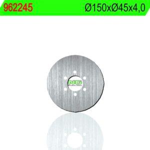 MONTESA - Disco de freno NG 245 Ø150 x Ø45 x 4 -