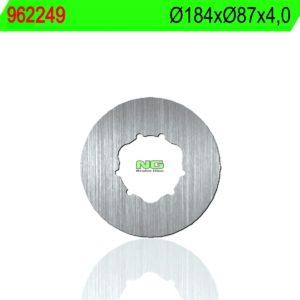 FANTIC MOTOR - Disco de freno NG 249 Ø184 x Ø87 x 4 -