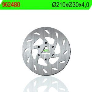 SIDE BIKE - Disco de freno NG 480 Ø210 x Ø30.6 x 4 -