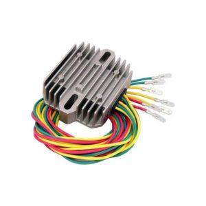 MISCELÁNEA - Regulador Universal 35A 12V sin sensor 6 cables -