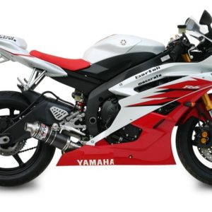 ESCAPES MIVV YAMAHA - MIVV GP carbono YZF 600 R6 (2006 en adelante) -