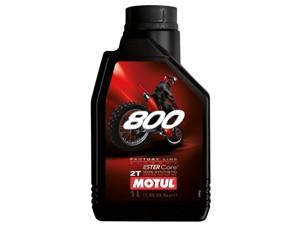 MOTUL - ACEITE MOTUL 800 2T FL OFF ROAD 1L -