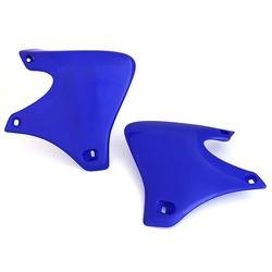 TM RACING - Plásticos laterales de radiador UFO TM azul TM03125-091 -