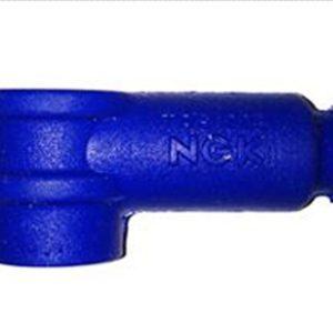 NGK - Pipa de bujía NGK TRS1225 Azul -