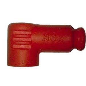 NGK - Pipa de bujía NGK TRS1409 Roja -