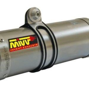 ESCAPES MIVV DUCATI - Mivv GP titanio (alto) Monster 695 2006+ -