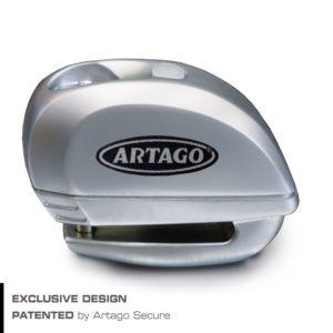 Artago - ARTAGO 22 Sensor ALARM 6 Metallic color -