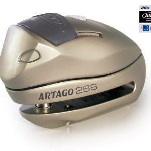 Artago - ARTAGO 26 Sensor ALARM 7 Metallic color -