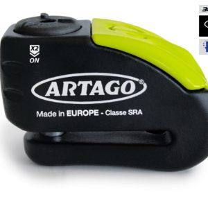 Artago - ARTAGO 30X Alarm+WARNING,water resist, 12, SRA - made in EU -