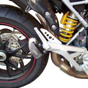 Artago - Kit INTEGRACION 32, silentblok, Ducati HYPERMOTARD'09 -