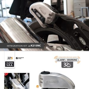 Artago - Kit INTEGRACION 32, silentblok, HONDA NC700X/S / INTEGRA -