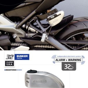 Artago - Kit INTEGRACION 32, silentblok, Yamaha MT-09 '15 -