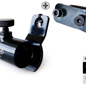 "Artago - Soporte ""U"" bracket - tornillos+tubos / screws+tubes -"