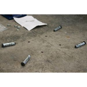 Bunker - BUNKER KIT ANCLAJE 4 tornillos+tacos expansores. -