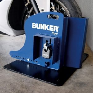 Bunker - Extra Base BUNKER y tornillos especiales -