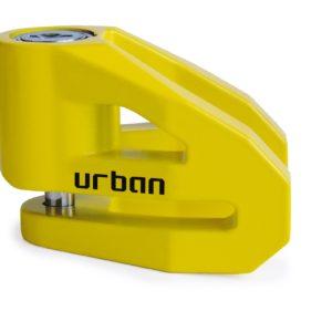 Urban - URBAN UR2 disklock, 10, Yellow, made in EU -
