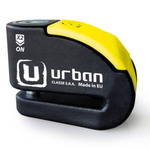 Urban - URBAN ALARM+warning, homolog. SRA, 10, made in EU -