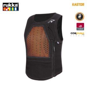 PROTECCIONES PARA MOTO - Protector de Espalda y Pecho Rukka Kastor -
